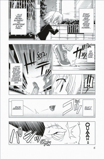Page 6 Hayate the combat butler tome 18