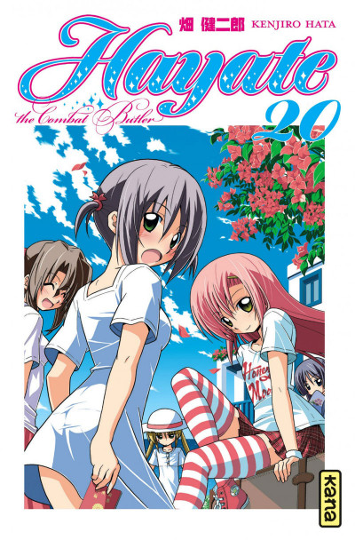 Couverture Hayate the combat butler tome 20