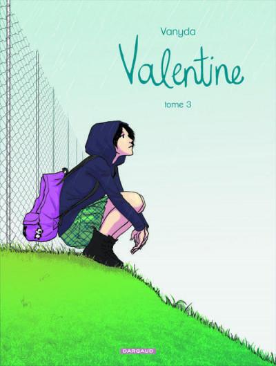 Couverture Valentine tome 3