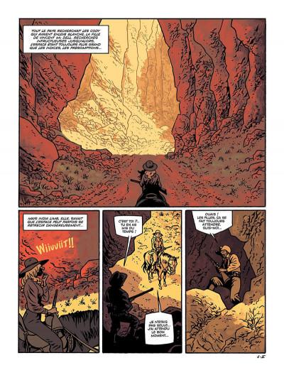 Page 2 Loup de Pluie tome 2