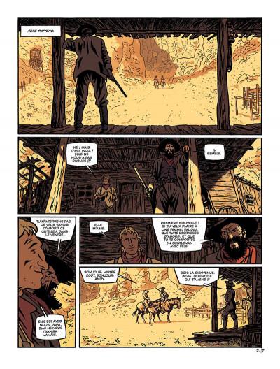 Page 3 Loup de Pluie tome 2