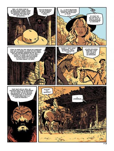 Page 4 Loup de Pluie tome 2