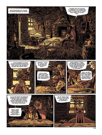 Page 5 Loup de Pluie tome 2