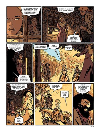 Page 6 Loup de Pluie tome 2