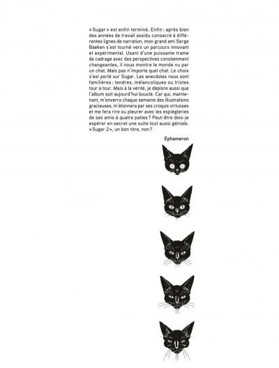Page 3 Sugar - Ma vie de chat