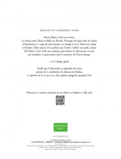 Page 4 Barracuda tome 4 - révoltes (couverture bleue)