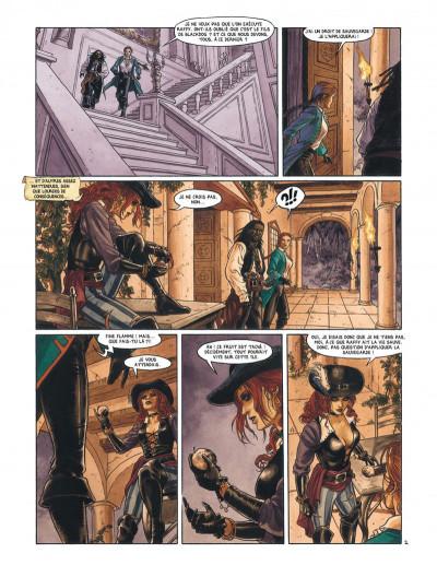 Page 6 Barracuda tome 4 - révoltes (couverture bleue)
