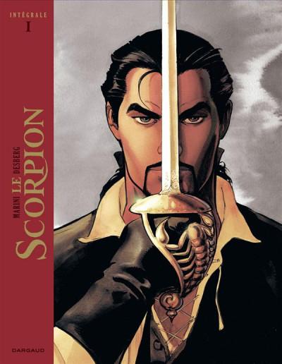 Couverture le Scorpion - intégrale tome 1