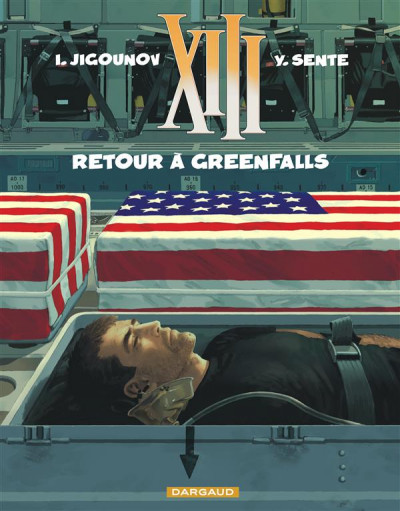 Couverture XIII tome 22