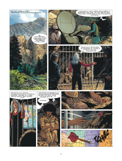 Page 3 XIII tome 22