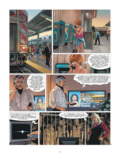 Page 5 XIII tome 22