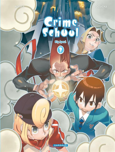 image de Crime school tome 3 - big apeul