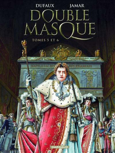 Couverture Double Masque - Intégrale tomes 5 et 6