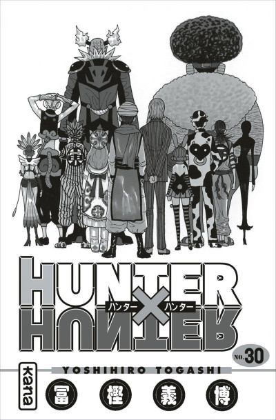 Page 3 hunter x hunter tome 30