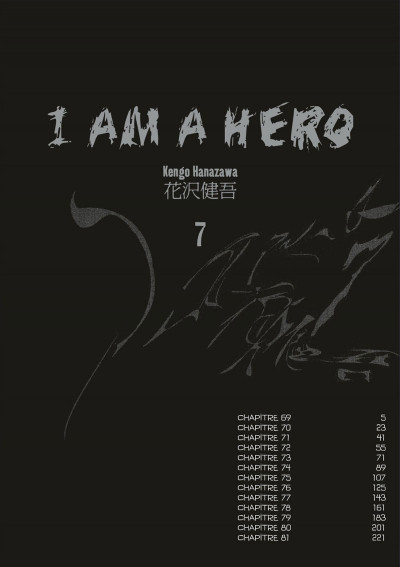 Page 4 I am a hero tome 7