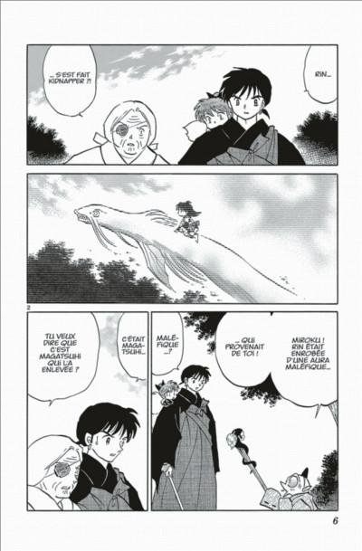 Page 6 Inu-Yasha tome 54