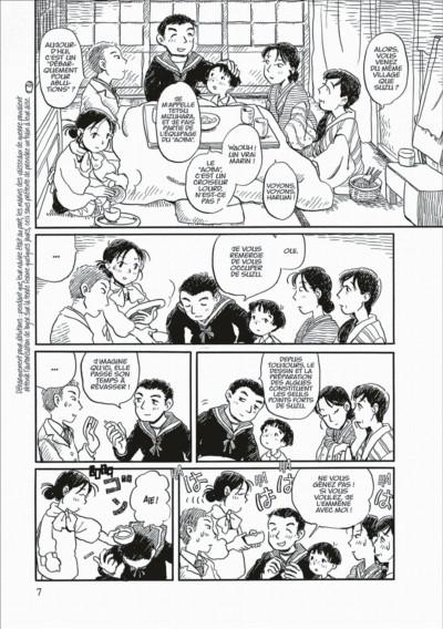 Page 7 Dans un recoin de ce monde tome 2