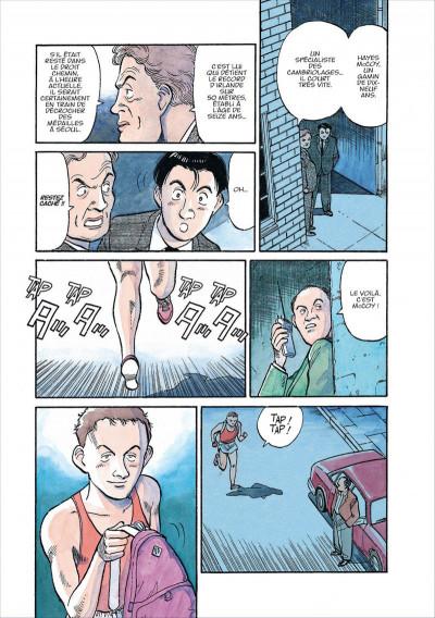Page 5 Master keaton tome 2