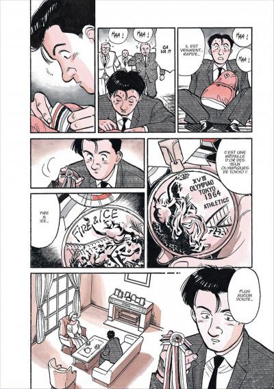 Page 8 Master keaton tome 2