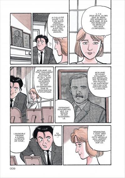 Page 9 Master keaton tome 2