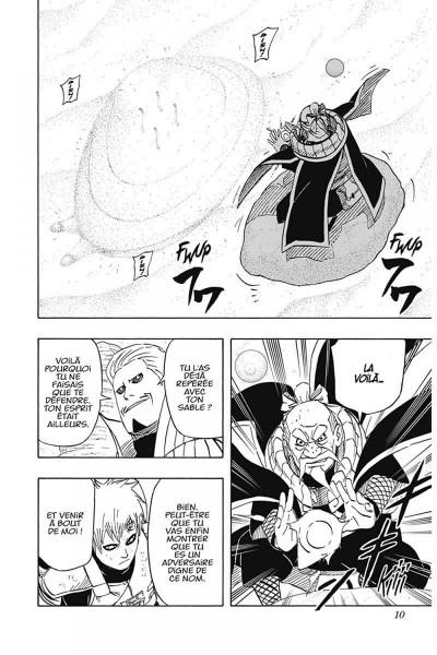 Page 8 Naruto tome 59