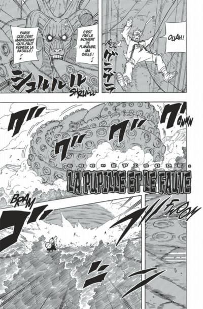 Page 7 Naruto tome 60