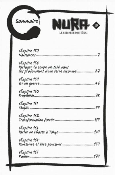 Page 6 nura le seigneur des yôkai tome 19