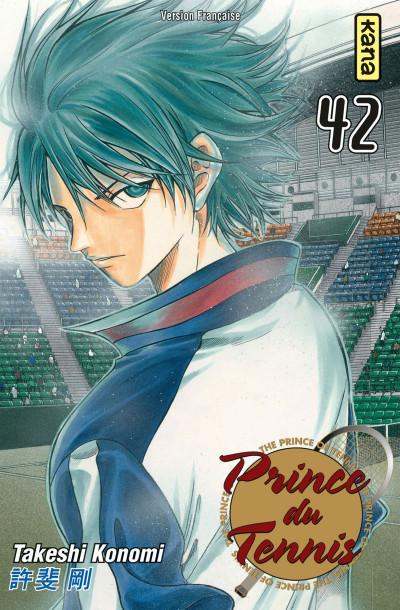 Couverture prince du tennis tome 42