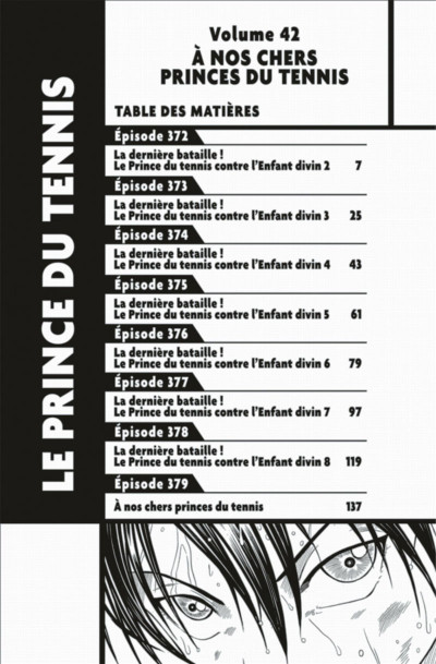 Page 6 prince du tennis tome 42