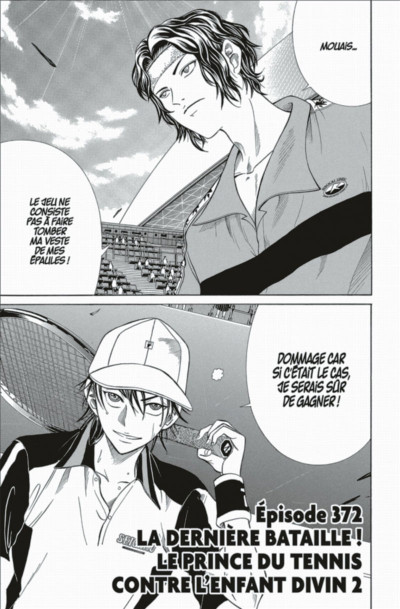 Page 7 prince du tennis tome 42