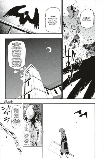 Page 5 red raven tome 5