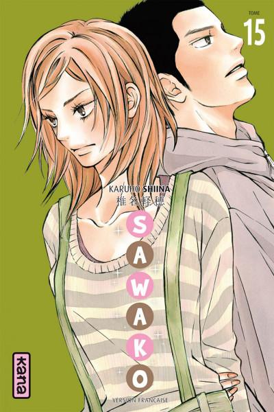 Couverture Sawako tome 15