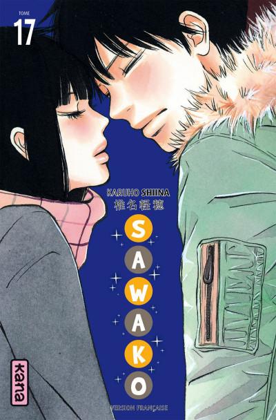 Couverture Sawako tome 17