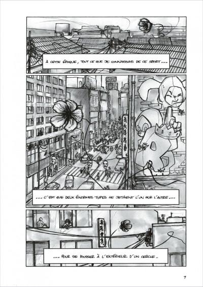 Page 7 Yokozuna tome 1