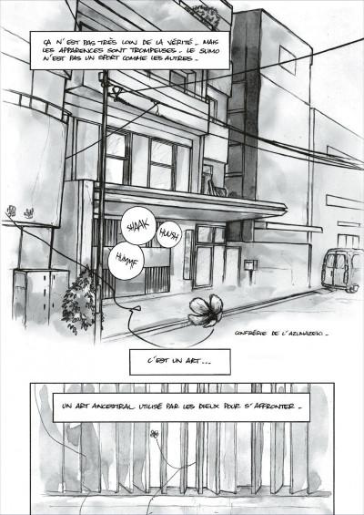 Page 8 Yokozuna tome 1