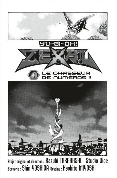Page 3 Yu-Gi-Oh ! zexal tome 2