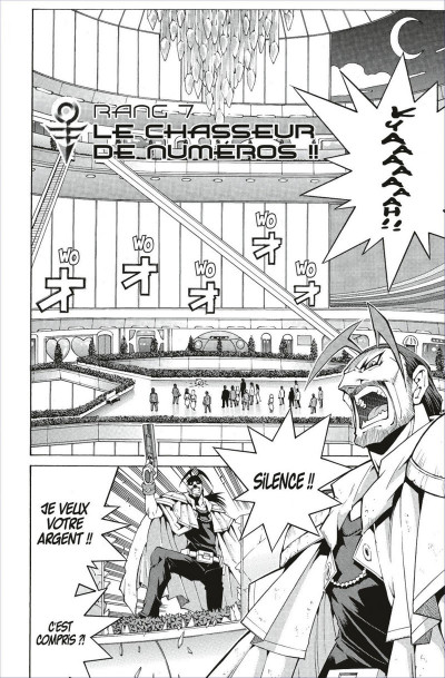 Page 8 Yu-Gi-Oh ! zexal tome 2