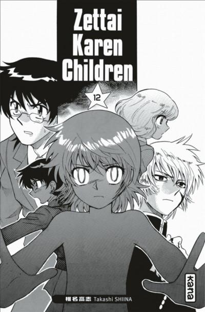 Page 3 zettai Karen Children tome 12