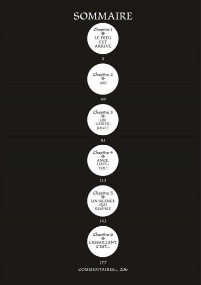 Page 4 kamisama dolls tome 1