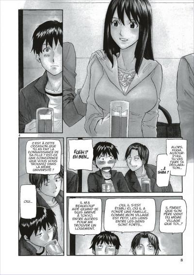 Page 8 kamisama dolls tome 1