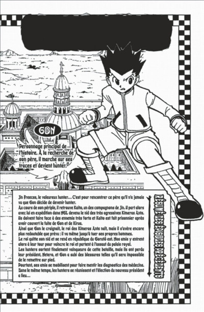 Page 4 hunter x hunter tome 32