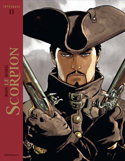 Couverture le Scorpion - intégrale tome 2