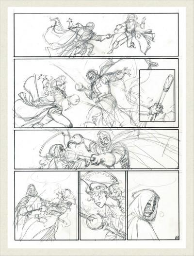 Page 5 le Scorpion - intégrale tome 2