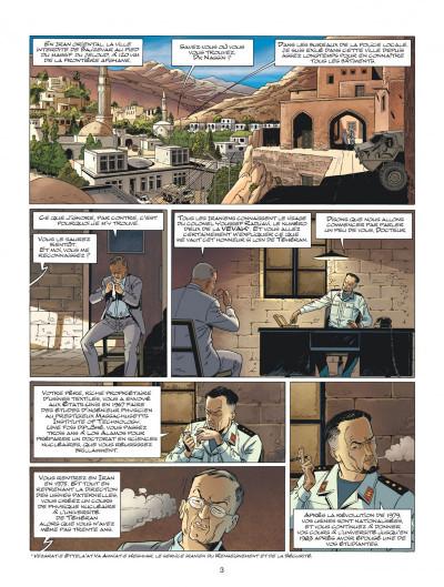 Page 2 Wayne Shelton tome 12 - no return