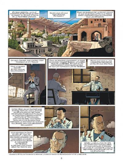 Page 3 Wayne Shelton tome 12 - no return