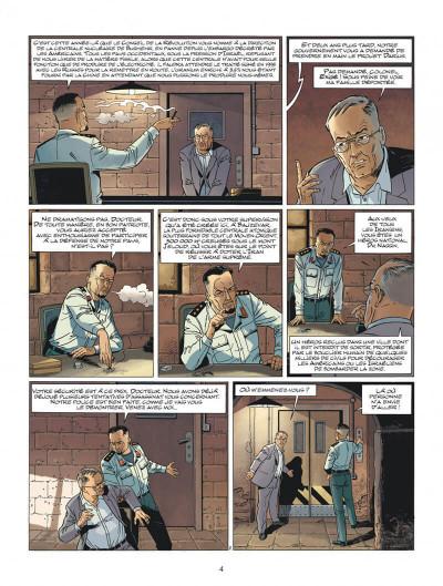 Page 4 Wayne Shelton tome 12 - no return