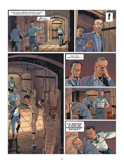 Page 5 Wayne Shelton tome 12 - no return