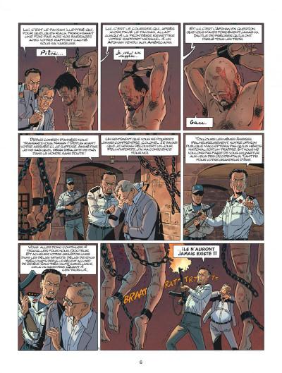 Page 6 Wayne Shelton tome 12 - no return