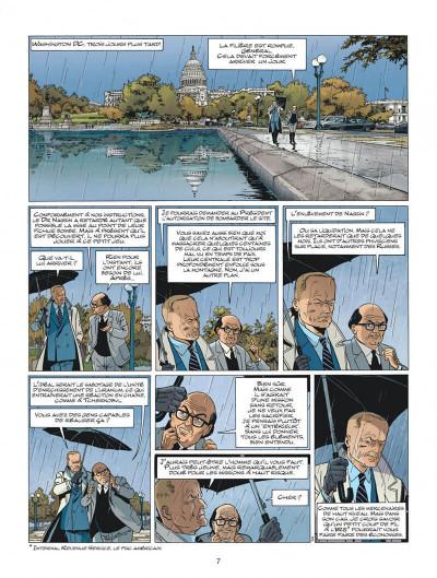 Page 7 Wayne Shelton tome 12 - no return