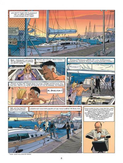 Page 8 Wayne Shelton tome 12 - no return